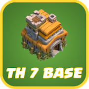 App New COC Town Hall 7 Base APK for Windows Phone