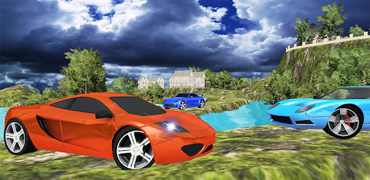 Valley car driving APK