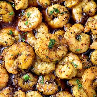 Easy Spicy Shrimp Recipe