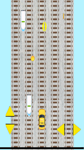 Crazy Train & Taxi in the City Rush Hour 1.0.0 screenshots 3