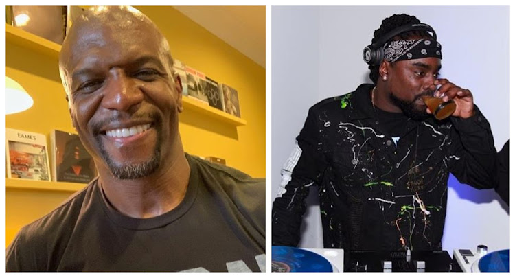 Terry Crews and Wale had a war of words on social media.
