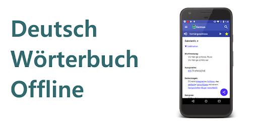 deutsch deutsch wörterbuch app