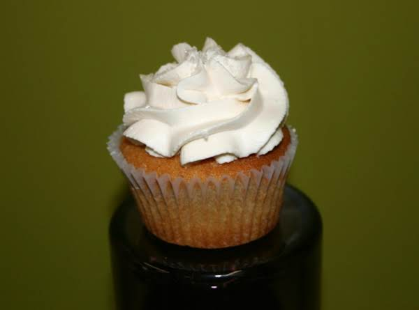 Yummy Coffee Infused Vanilla Cupcake!