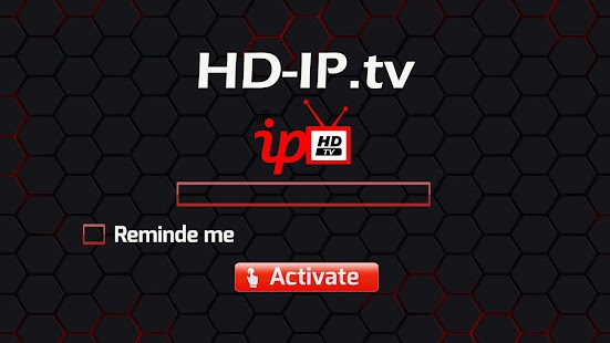 HD IPTV Capture d'écran