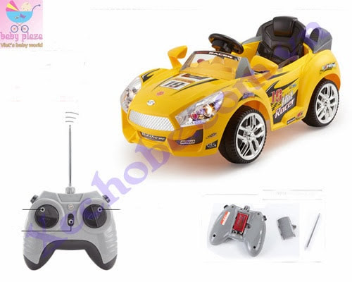 Xe hơi điện trẻ em XH639R 10