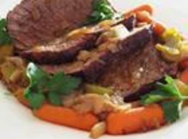 Best And Easiest  Sunday Beef Pot Roast