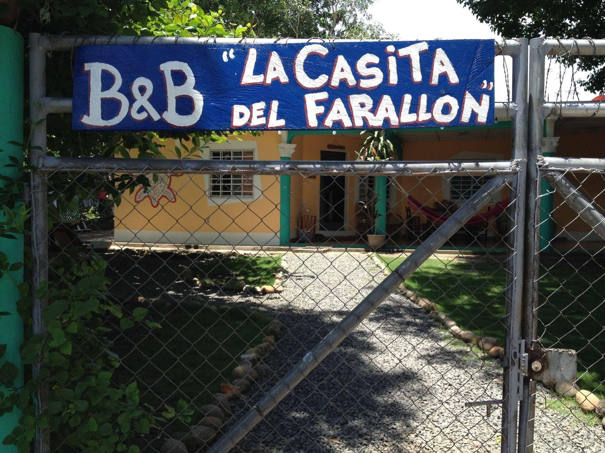 B and B La Casita del Farallon