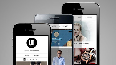 Photo: Site of the day 6 October 2012 http://www.awwwards.com/web-design-awards/mobile-ultranoir