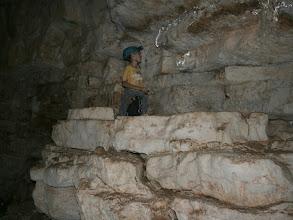 Photo: הזוהרים בסלע - טיפות מים