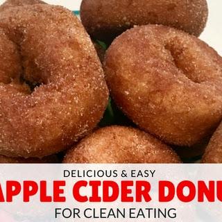 Baked Apple Cider Donuts Recipe