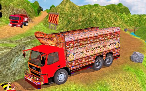 Code Triche 3D Truck Driving Free Truck Simulator Game APK MOD screenshots 3
