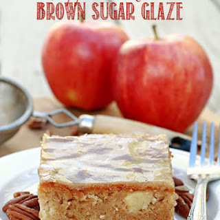 Brown Sugar Glaze Cake Recipes