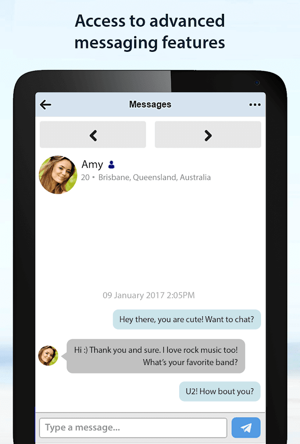 AussieCupid - Aussie Dating App- screenshot
