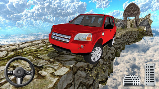 4X4 Jeep stunt drive 2019 : impossible game fun screenshots 5