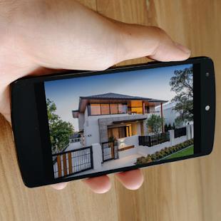 modern homes design - náhled
