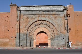 Photo: Marrakech : Bab Agnaou