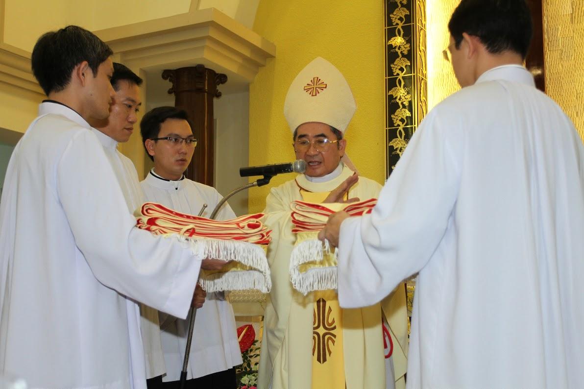 Lễ Phong Chức Phó Tế tại Toà Giám Mục Nha Trang - Ảnh minh hoạ 20