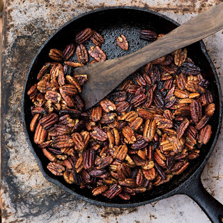 Roasted Pecans With Worcestershire Sauce Recipes