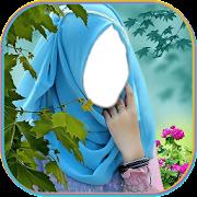Hijab Selfie Photography