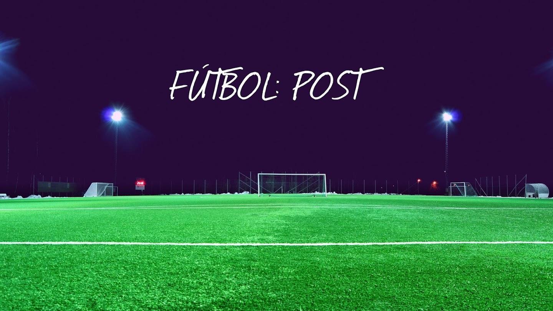 Fútbol: Post