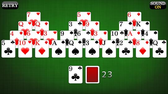 TriPeaks [card game] 3
