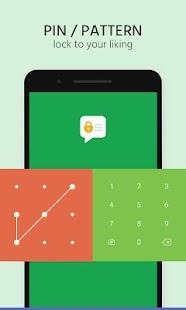 Message Locker – Chat lock / AppLock / Lock themes Screenshot