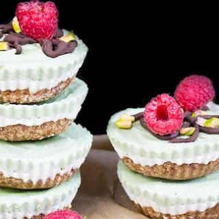 Mini Matcha Cheesecakes [Vegan, Gluten-Free] Recipe