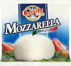 Castelli Original Fresh Mozzarella - 125g