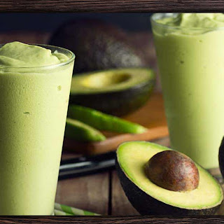 Avocado Coconut Water Smoothie Recipes