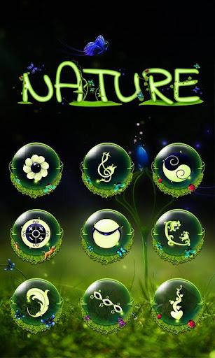 Nature GO Launcher