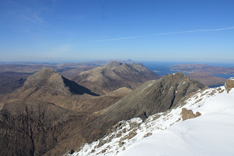 Photo: The Red Cuillin
