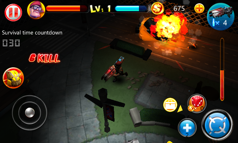 FPS Combat Zombie Mod Apk v1.0