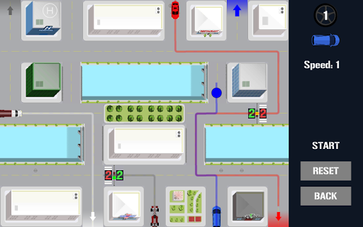Traffic Control Puzzle - City Driving apkpoly screenshots 8