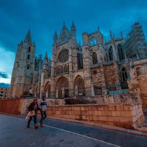 atardecer catedral de León 4.jpg