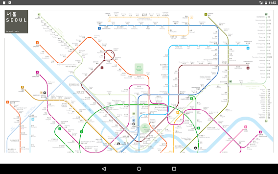 Download Seoul Subway Map 2017 Apk Latest Version App For Android