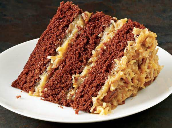 German Sweet Chocolate Cake Recipe