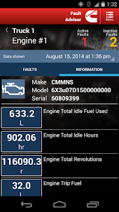 Cummins Fault Code Advisor- screenshot thumbnail