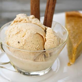 Pumpkin Cheesecake Ice Cream Recipes