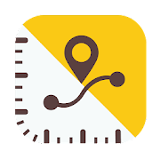 eZy Distance Calculator-Measure GPS points & area