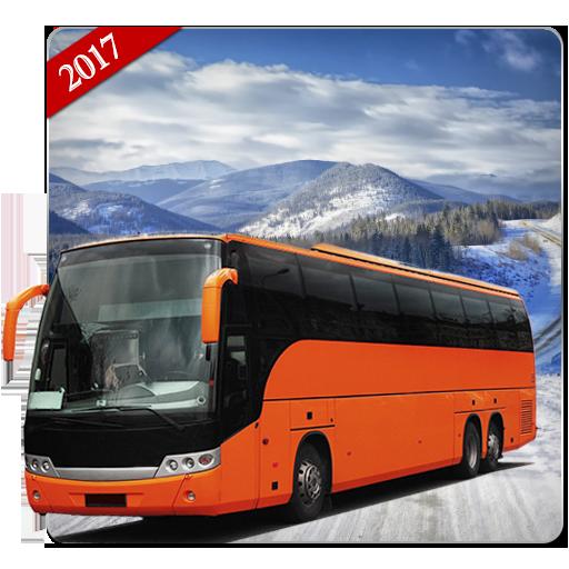 Snow Bus Driver