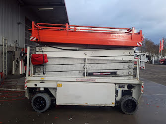 Picture of a HOLLAND LIFT N-165EL12