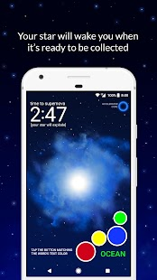Nebula Alarm Clock Screenshot