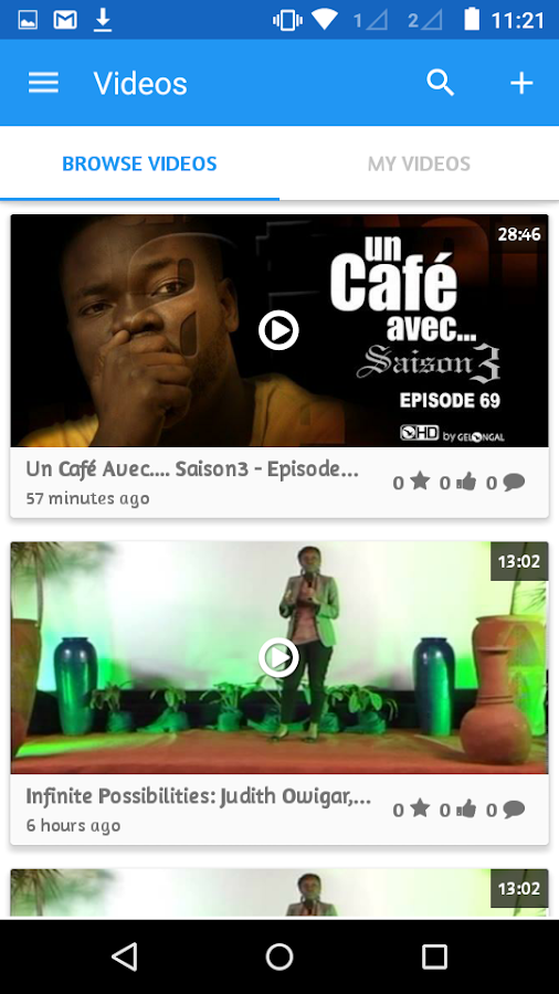 One Africaa- screenshot
