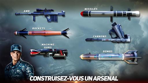 Code Triche Drone Air Assault mod apk screenshots 4