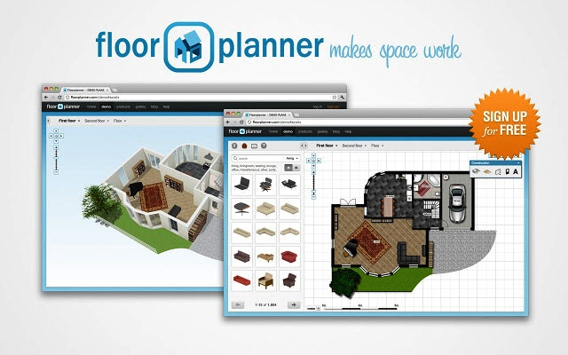 Create the FloorPlan