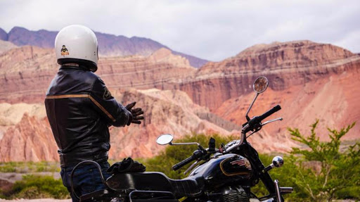 voyage moto Equateur moto