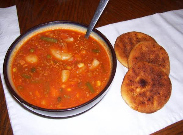 Hamburger Soup Recipe