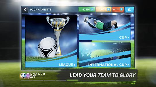 Football Management Ultra 2020 MOD APK (Unlimited Money) 5