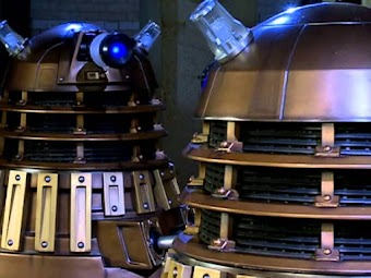 Daleks in Manhattan