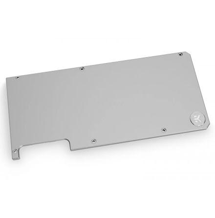 EK bakplate for EK-Quantum Vector RTX 3080/3090 Backplate - Nickel